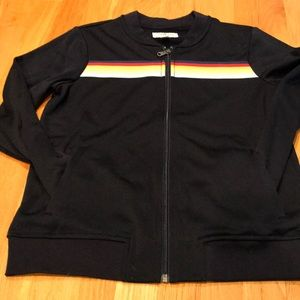 NWOT American eagle zip up sweatshirt/jacket small